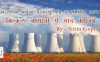 India's Leading Nuclear Center and Related states