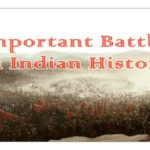 Important Battles in Indian History in Hindi