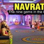 Nine Gems of Akbar and their Talents